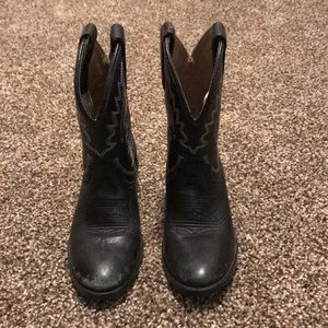Dan Post Boots Toddler Size 9 1/2